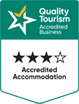 Quality Tourismn - Accredited Accommodation
